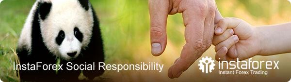 Social Responsibility of InstaForex