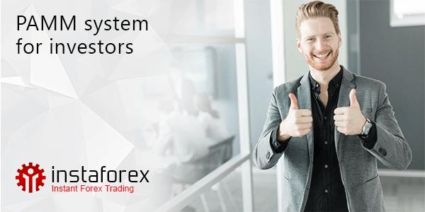 PAMM system for investors